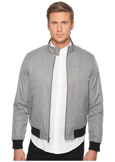Original Penguin P55 Heathered Poly Harrington