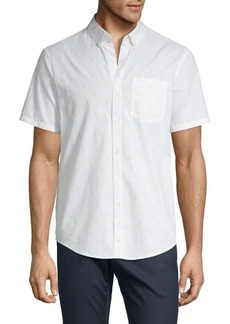 Original Penguin Polka Dot Button-Down Shirt