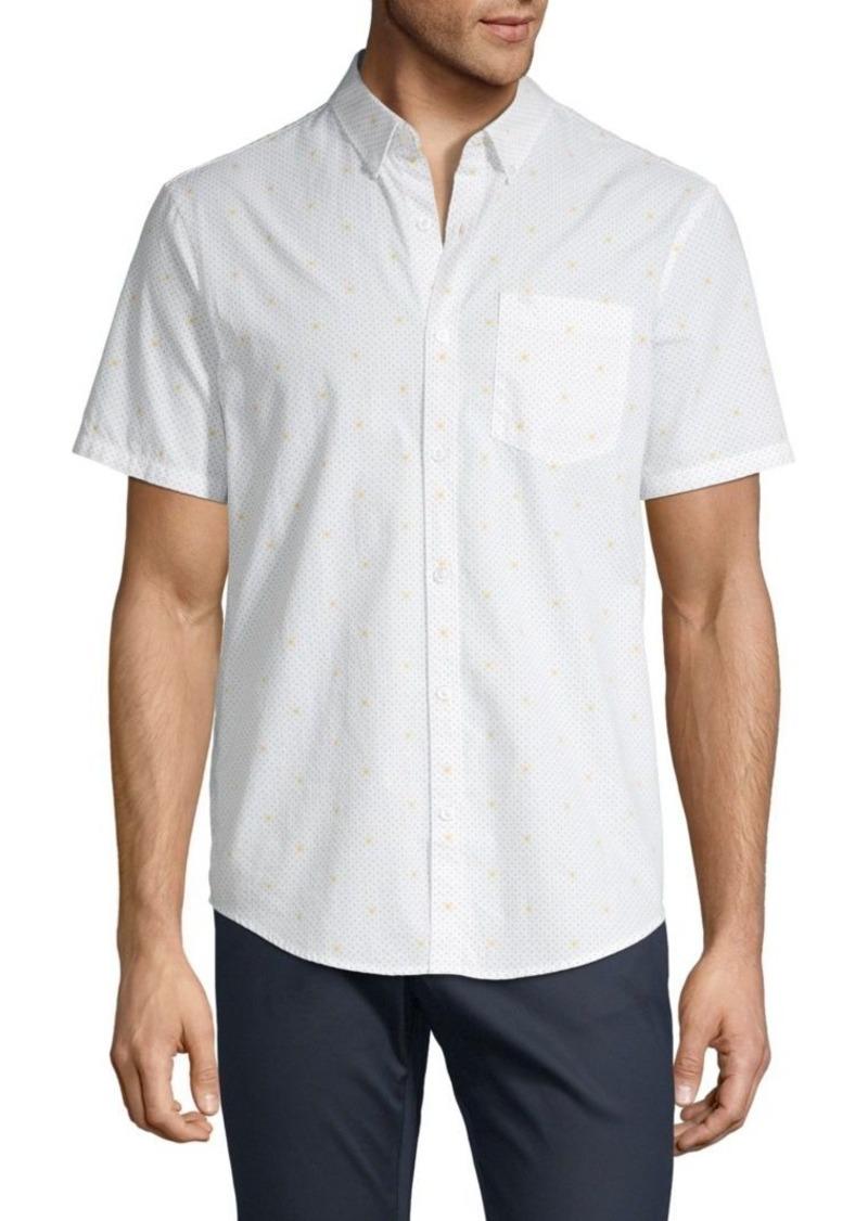 Original Penguin Polka Dot Button-Down Shirt