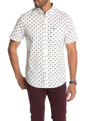 Original Penguin Printed Short Sleeve Shirt