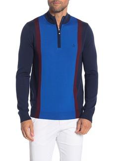 Original Penguin Quarter Front Zip Sweater