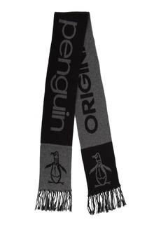 Original Penguin Retro Sport Knit Scarf