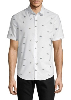 Original Penguin Safari-Print Shirt