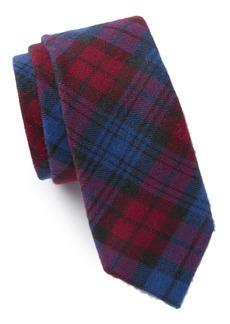 Original Penguin Shields Plaid Tie