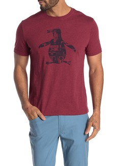 Original Penguin Short Sleeve Amped Pete T-Shirt
