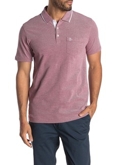 Original Penguin Short Sleeve Birdseye Polo