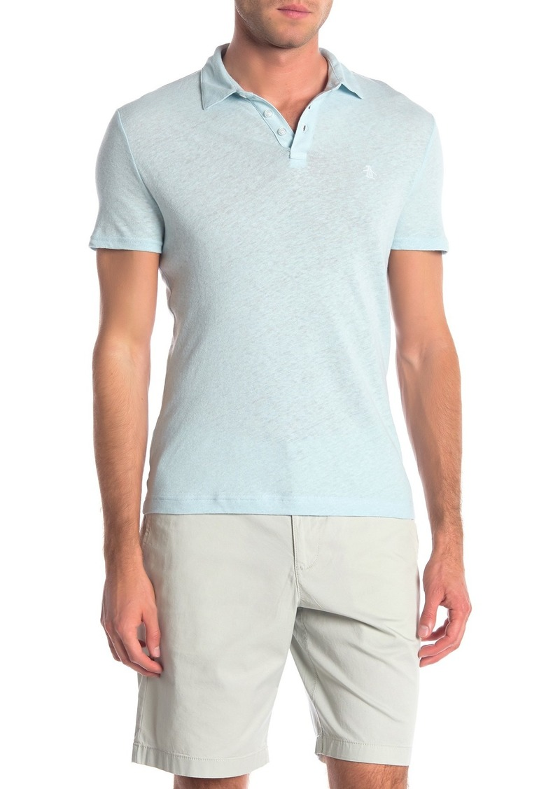 Original Penguin Birdseye Polo