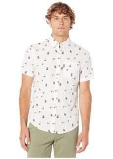 Original Penguin Short Sleeve Dad Activity Print Shirt