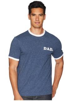 Original Penguin Short Sleeve Dad Ringer T-Shirt