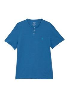 Original Penguin Short Sleeve Henley Shirt