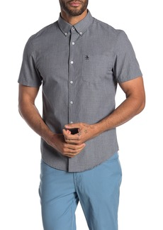 Original Penguin Short Sleeve Jaspe Shirt