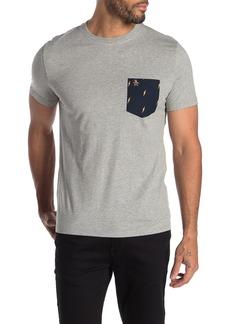 Original Penguin Short Sleeve Lightening Pocket T-Shirt