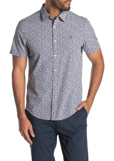 Original Penguin Short Sleeve Polka Dot Mini Shirt