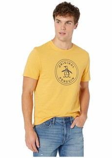 Original Penguin Short Sleeve Stamp Logo Tee