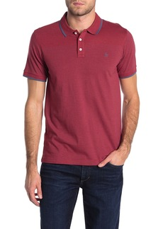 Original Penguin Short Sleeve Stripe Polo