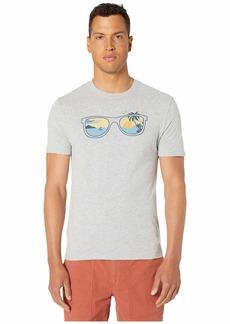 Original Penguin Short Sleeve Sunglasses Scene T-Shirt