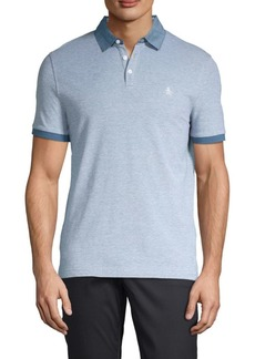 Original Penguin Slim-Fit Birdseye Cotton Polo