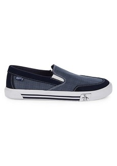 Original Penguin Slip On Sneakers