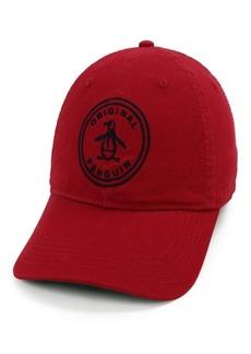 Original Penguin Stamp Logo Baseball Cap
