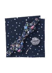 Original Penguin Stokle Floral Bow Tie 3-Piece Set