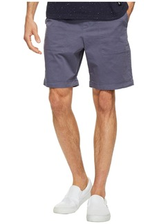 Original Penguin Stretch Cotton Garment Dye Shorts
