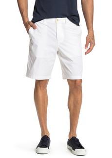 Original Penguin Stretch Slim Fit Shorts