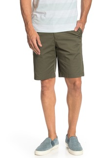 Original Penguin Stretch Straight Fit Shorts