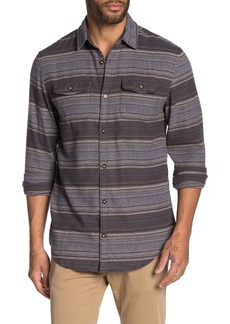 Original Penguin Stripe Print Slim Fit Shirt