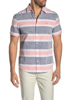 Original Penguin Stripe Slim Fit Shirt