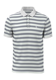 Original Penguin Striped Pique Slim Fit Polo