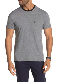 Original Penguin Striped Short Sleeve Pocket T-Shirt