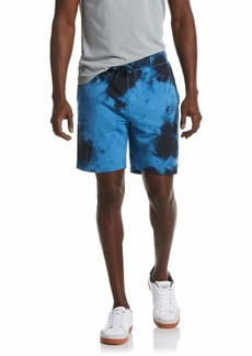 Original Penguin Tie-Dye Fleece Shorts