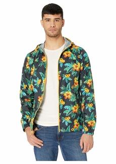 Original Penguin Tropical Floral Print Jacket