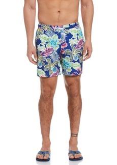 Original Penguin Tropical Print Men's Swim Short