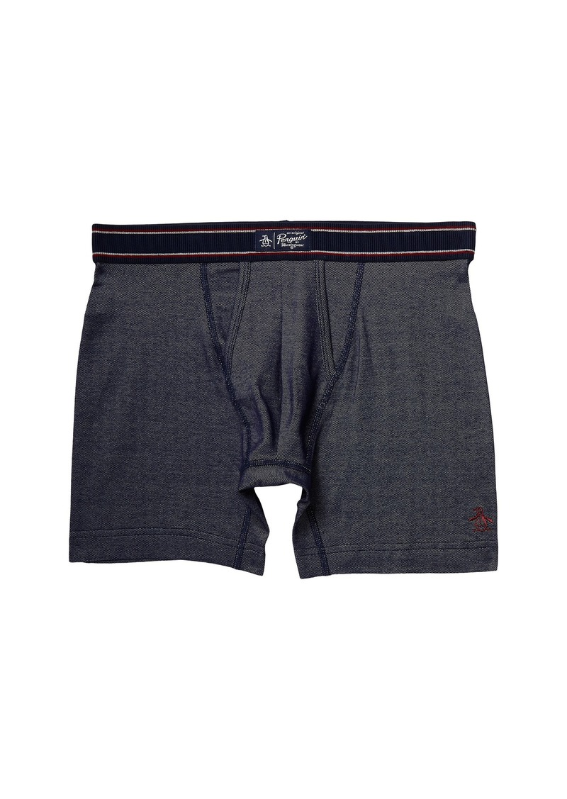 Original Penguin Twisted Vintage Pique Boxer Brief