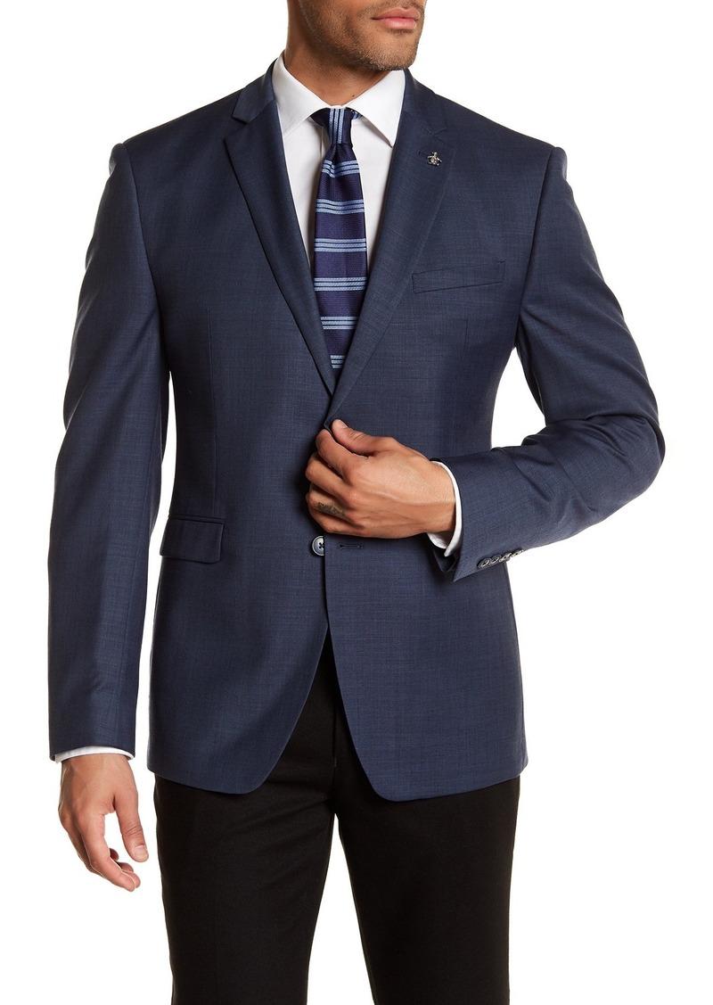Original Penguin Two Button Notch Lapel Suit Separate Blazer
