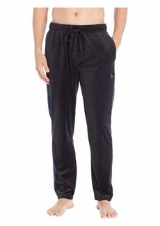Original Penguin Velour Contrast Side Pants