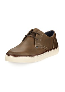 Original Penguin Wayne Leather Lace-Up Sneaker
