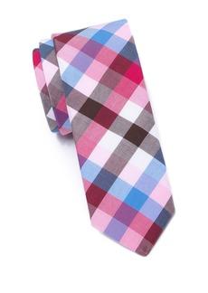 Original Penguin Weiske Plaid Tie