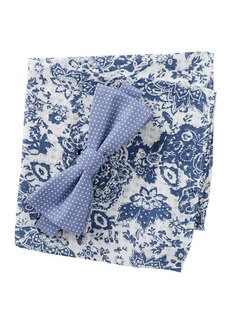 Original Penguin Zenzo Dot 2-Piece Bow Tie Box Set