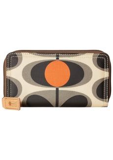 Orla Kiely Big Zip Wallet
