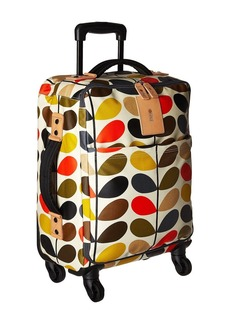 Orla Kiely Classic Multi Stem Luggage Travel Cabin Case