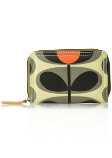 Orla Kiely Medium Zip Wallet