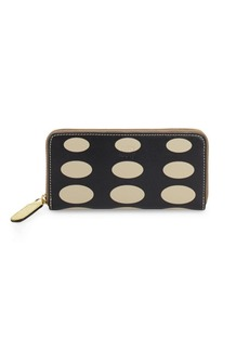 ORLA KIELY Printed Leather Wallet