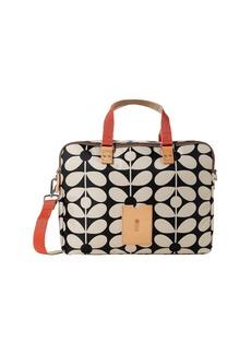 Orla Kiely Sixties Stem Nylon Luggage Work Bag