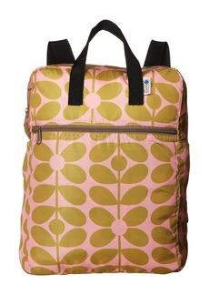 Orla Kiely Sixties Stem Packaway Backpack