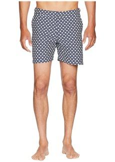 Orlebar Brown Bulldog Jacquard Swim Shorts