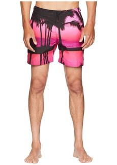 Orlebar Brown Bulldog Photographic Paradise Swim Shorts