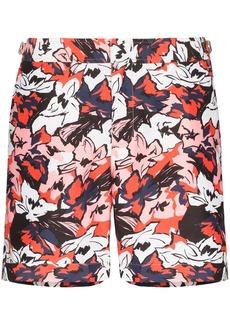 Orlebar Brown Bulldog South Beach floral print swim shorts