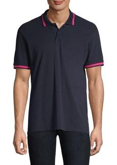 Orlebar Brown Contrast Stripe Polo